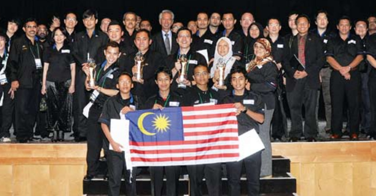 Malaysia shines at APICTA Awards