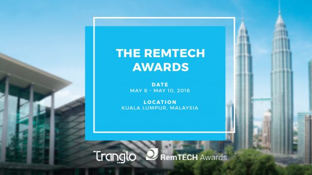 Tranglo Sponsors 2018 RemTECH Awards – Nominations Open!