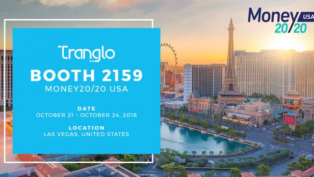 Meet Our Tranglo Team at Money20/20 USA