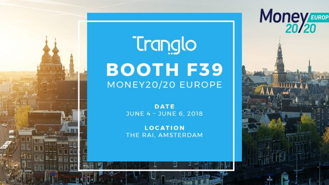 Meet the Tranglo Team at Money20/20 Europe