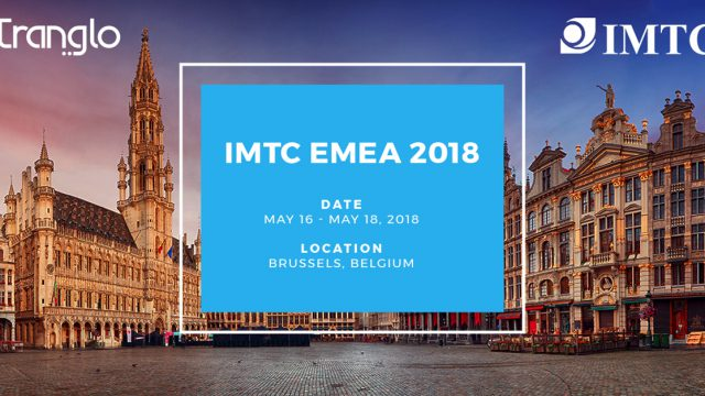 Tranglo Sponsors IMTC EMEA 2018 X-Border Transfers & Payments Conference in Belgium